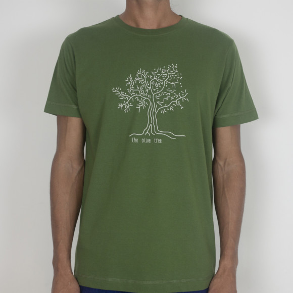 The Olive Tree / Forest Green