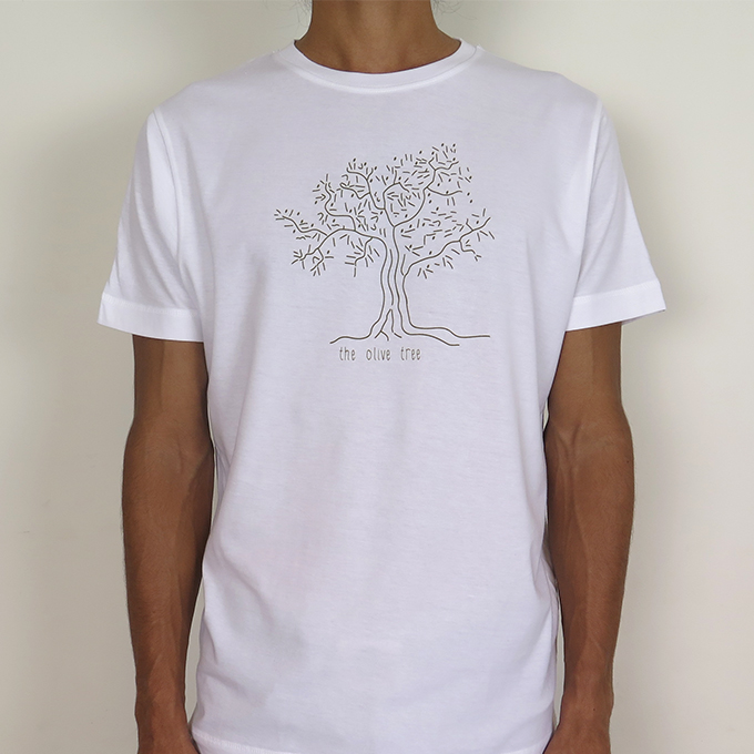 The Olive Tree / White