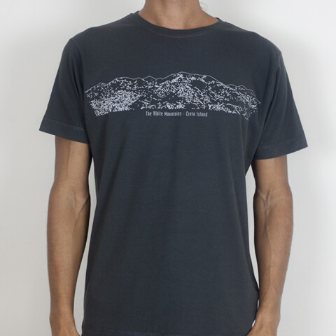 The White Mountains / Charcoal Grey