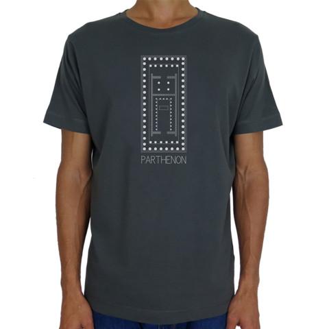 The Parthenon / Charcoal Grey
