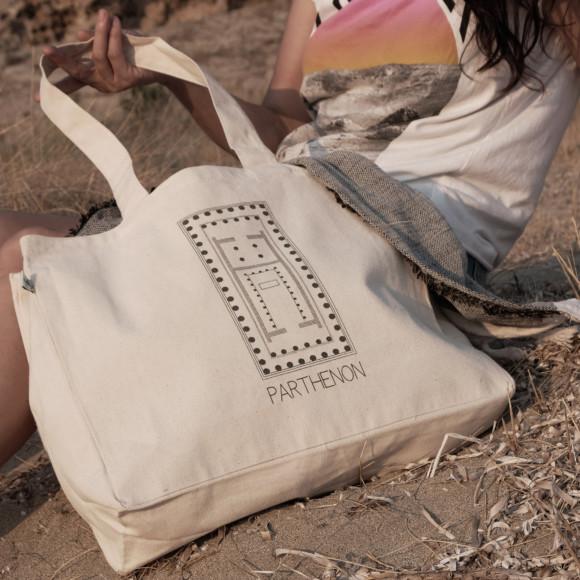 Parthenon / Tote bag